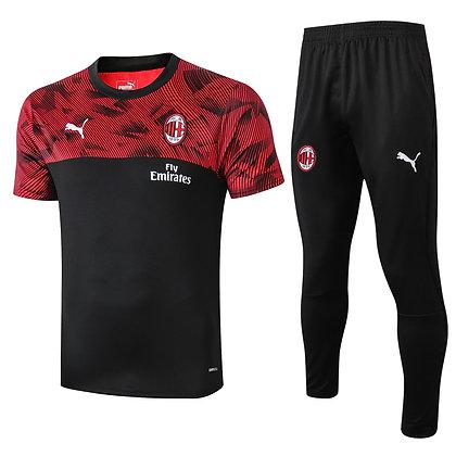 Set Training Milan - Black