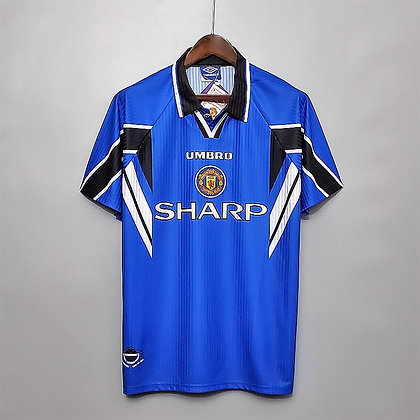 Maglia Storica Manchester United Away 96/97