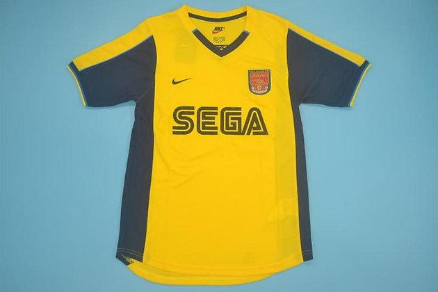Maglia Storica Arsenal Away 00/01