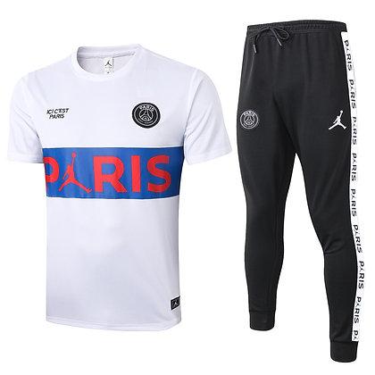 Set Training PSG Jordan - *PARIS* - White/Black