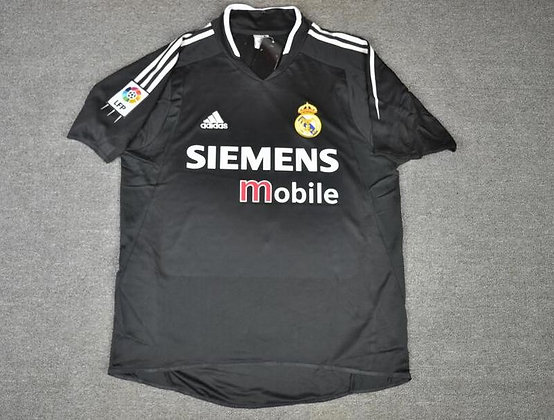Divisa Storica Real Madrid Away 04-05