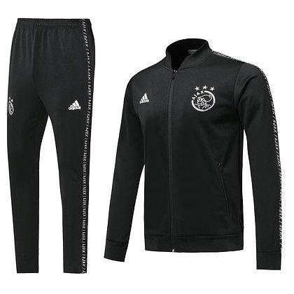 Tuta Rappresentanza Ajax - Black