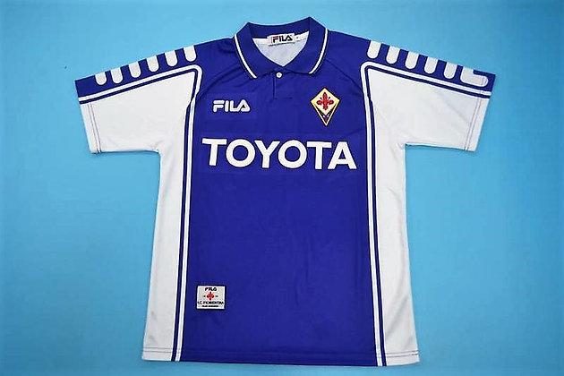 Maglia Storica Fiorentina Home 99/00