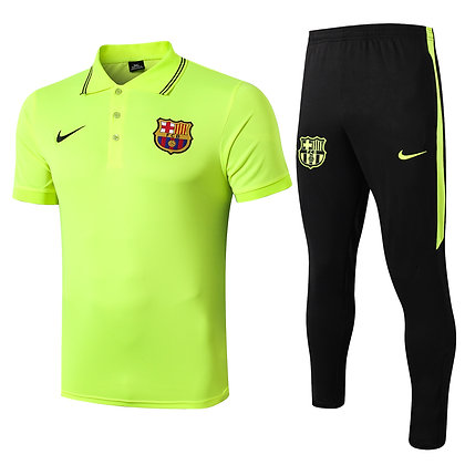 Set Polo Barcellona - Fluo