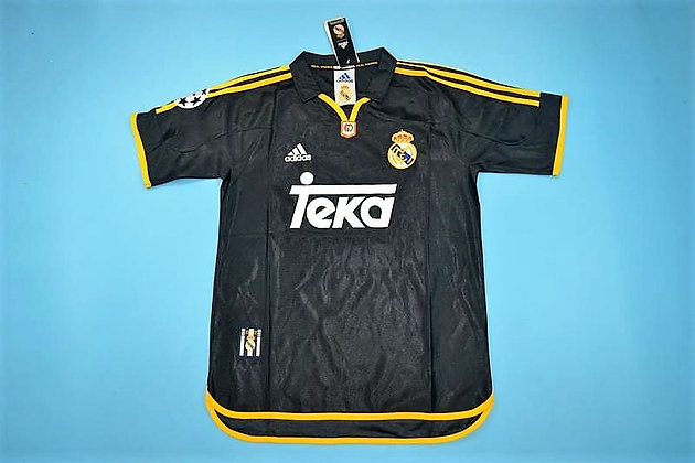 Maglia Storica Real Madrid Away 99-00