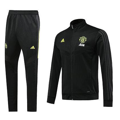 Tuta Rappresentanza Bambino Manchester United - Black