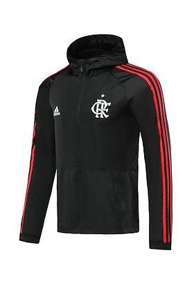 Giacca Antivento Flamengo - Black