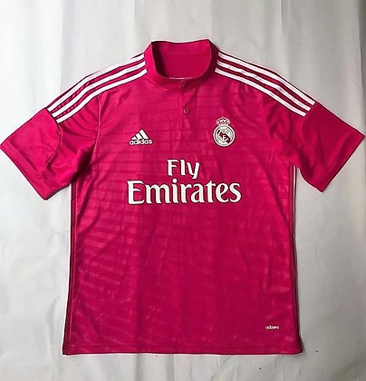 Maglia Storica Real Madrid Away 14-15