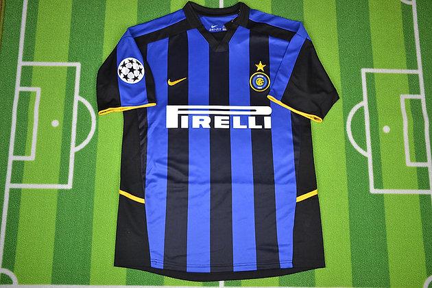 Divisa Storica Inter Home 02-03