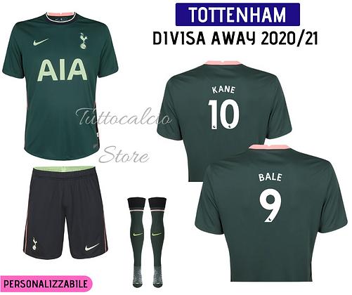 Divisa Away Tottenham 20/21