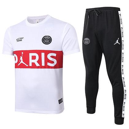 Set Training PSG Jordan -*PARIS* - White/Black