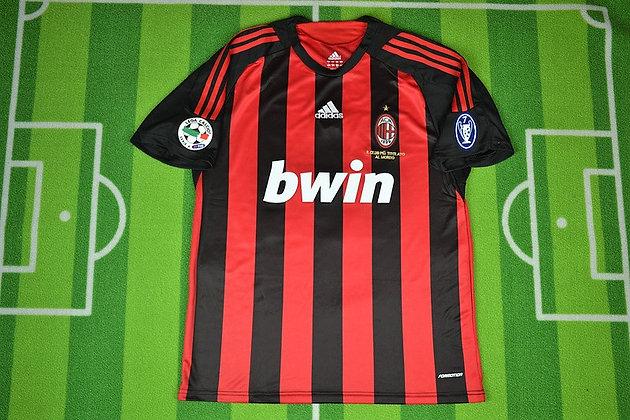 Divisa Storica Milan Home 08-09