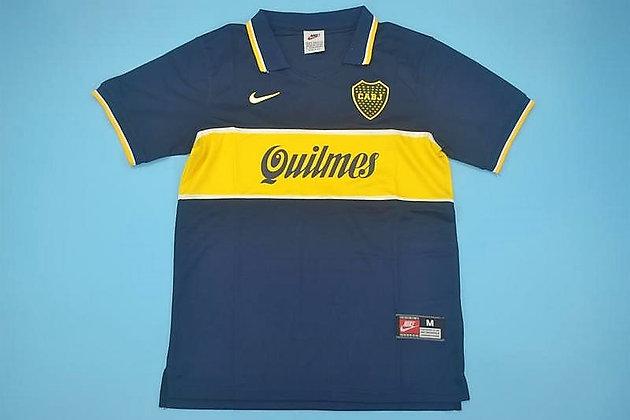 Maglia Storica Boca Juniors Home 96/97
