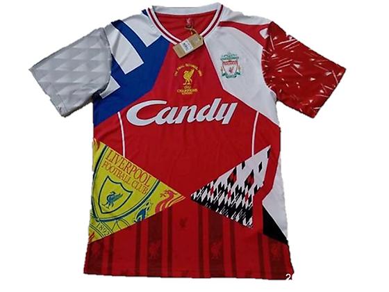 Maglia Storica Liverpool Mashup