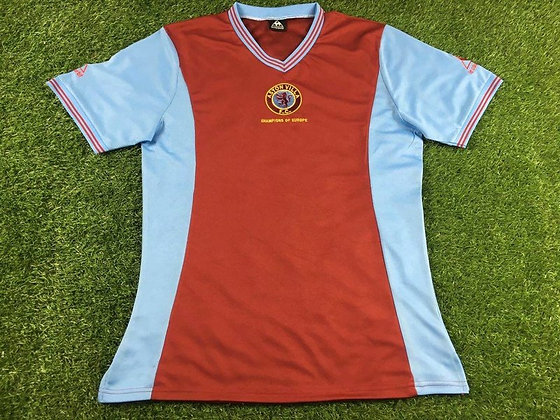 Maglia Storica Aston Villa Home 81-82