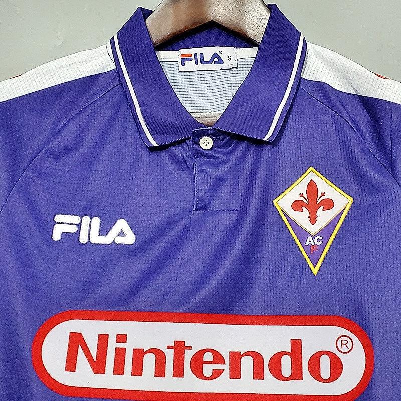 Divisa Storica Fiorentina Home 98/99   TuttoCalcio
