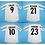 Thumbnail: Maglia Storica Lazio Away 00/01