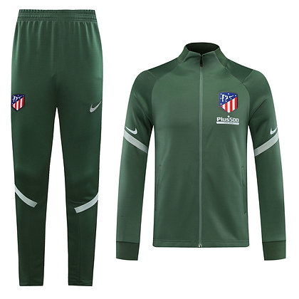 Tuta Rappresentanza Atletico Madrid - Green