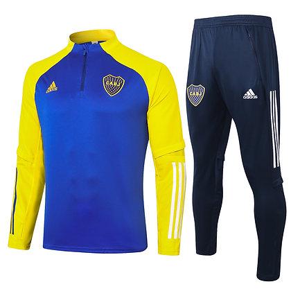 Tuta Training Boca Juniors 2021 - Bombonera