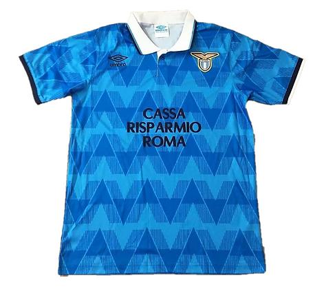 Maglia Storica Lazio Home 1989