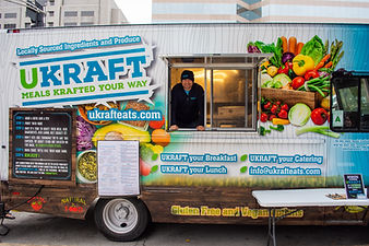 UKRAFT FOOD TRUCK ST. LOUIS