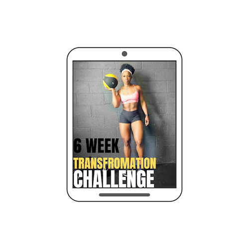 6 Week Transformation Challenge