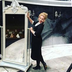 Le Nozze di Figaro - Susanna (magdalena HInterdobler) - Oper Leipzig 2018