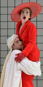 Cosi fan tutte - Fiordiligi (Magdalena Hinterdobler) - Gärtnerplatztheater 2015