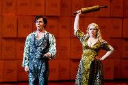 Das Liebesverbot - Magdalena Hinterdobler mit Mark Adler - Oper Leipzig 2013