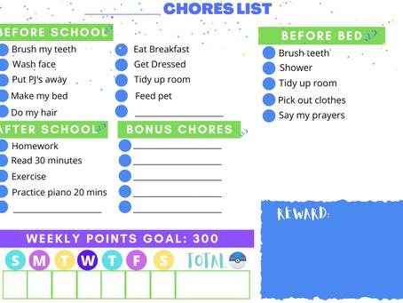 Chores & Rewards