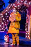 Gretel (Magdalena Hinterdobler) - Oper Leipzig 2016