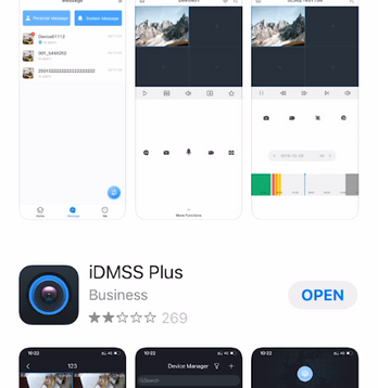1 DMSS App in App Store