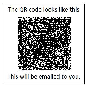 8 Sample QR Code