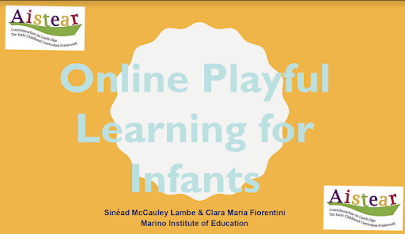 Facilitating playful learning remotely
