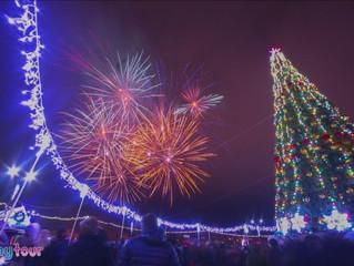 Новый год 2021 из Нижнего в Пермь