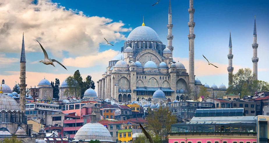 Тур в турцию из нижнего новгорода москвы