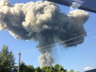 Взрыв в Абхазии: пострадали более 50 человек