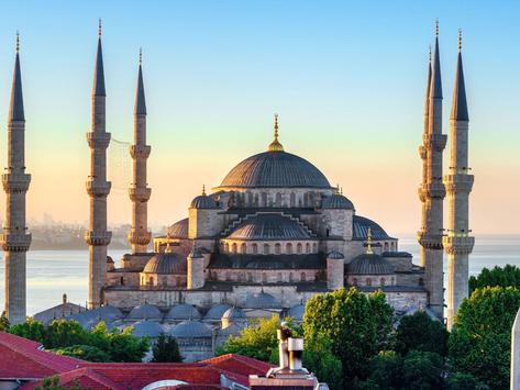 Стамбул: прогулки по старому городу✨