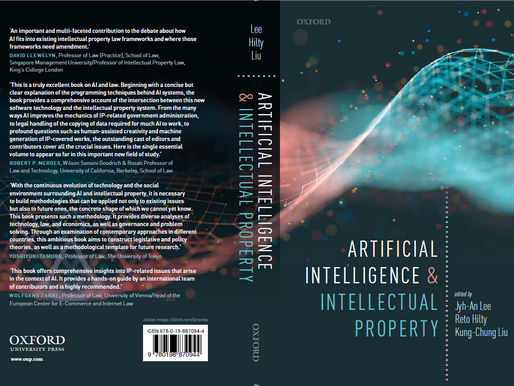 The Evolving Interface of Intellectual Property and Artificial Intelligence