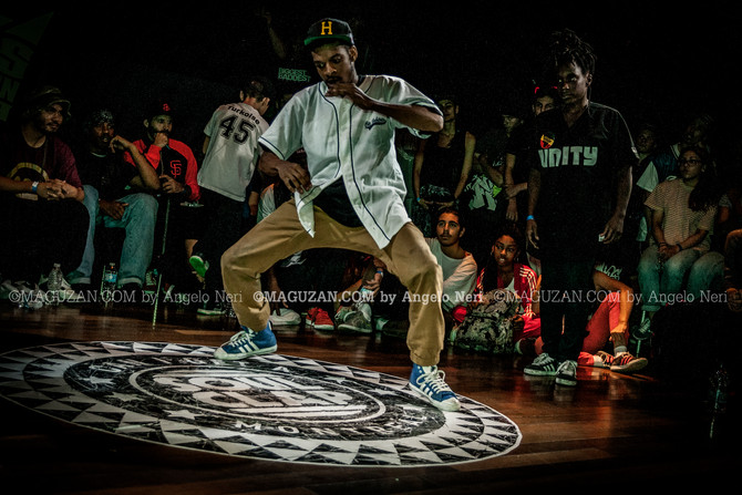 Recall 2012  a look of JUSTE DEBOUT Qualification in Canada