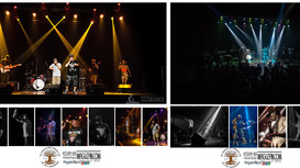 Heavy Soundz and PBS(Positive Black Soul in concert in Montreal Aug.7/2015