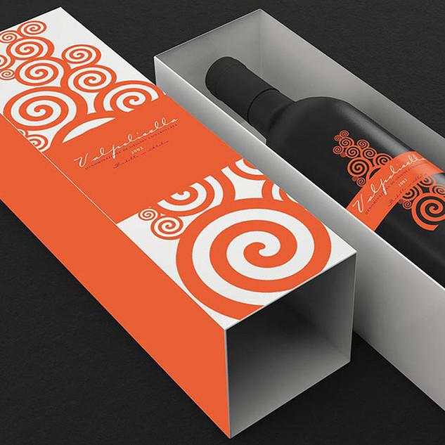 Wine Bottle & Box Project