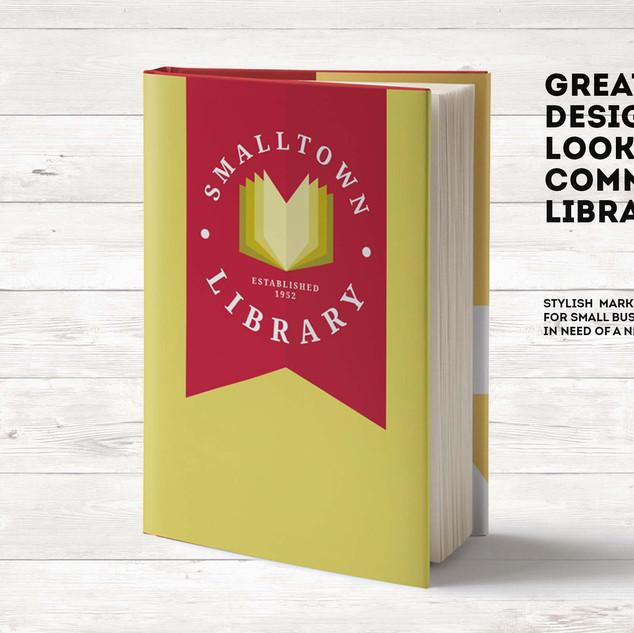 Logo: Library
