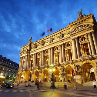 Opéra Garnier, Paris , France