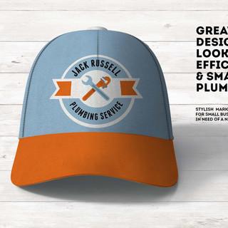 Plumber Logo Ad