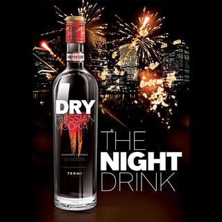 Dry Vodka