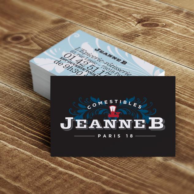 Jeanne B