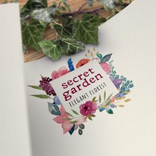 Logo: Florist