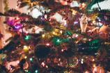 A merry little Christmas.