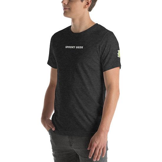 Spooky Geek Short-Sleeve Unisex T-Shirt